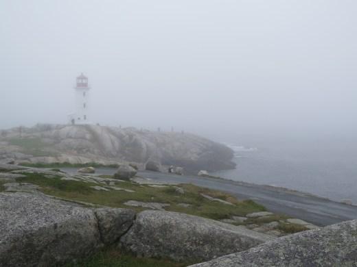 Peggy's Cove, near Halifax, Nova Scotia