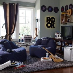 Dicas-de-decoração-para-quarto-teen-quarto-rock-and-roll-para-meninos