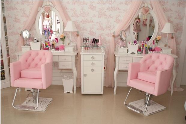 decorar salão de beleza pequeno transforme sua casa 17