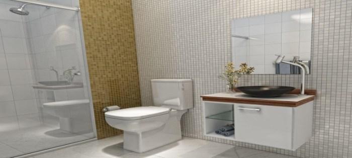 Decoração de Banheiro Simples e Barata