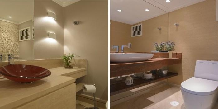 lavabos bonitos e modernos - Lavabos Modernos