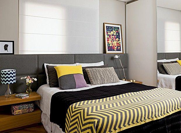 Como decorar um quarto com pouco dinheiro
