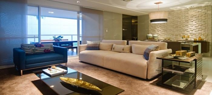 Dicas de Decoração Para Apartamentos Grandes