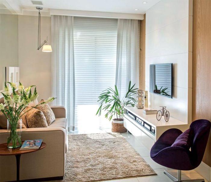 Decoração de interiores de apartamentos1