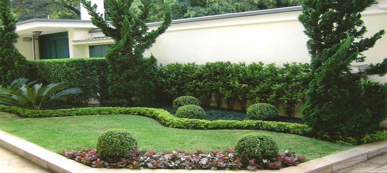 Incr veis dicas de decora o para jardins pequenos for Jardines pequenos para casas modernas