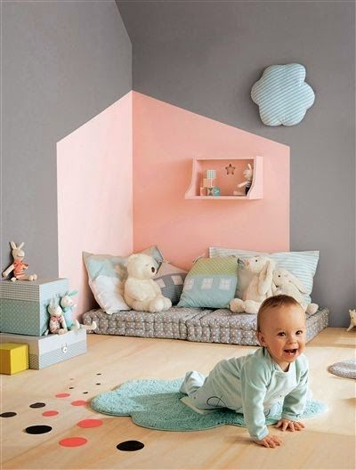adesivos de parede para quarto de bebê