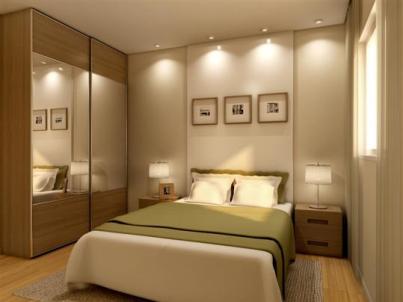 dicas de como decorar um quarto pequeno