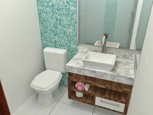 Modelos de banheiro com pastilhas1