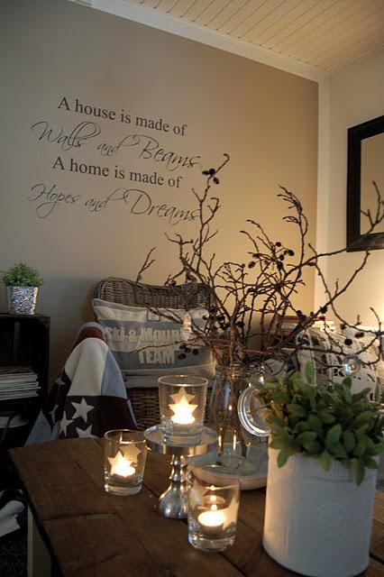 adesivo parede Adesivos na Decoração da sua Casa