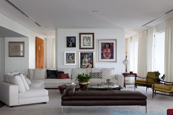 Apartamento de luxo – Como decorar 8 dicas de decoração como decorar como organizar