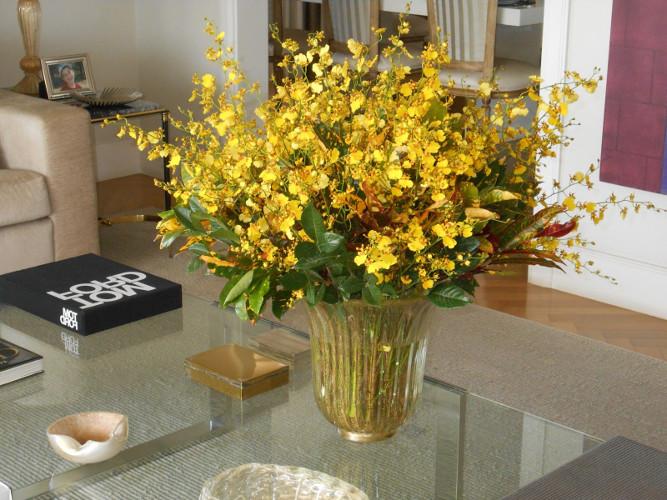 Arranjos para mesa de centro de sala – Como escolher, dicas (5) dicas de decoração fotos
