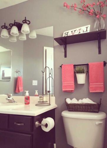 Banheiros pequenos – Dicas de decoração, fotos (10) dicas de decoração fotos