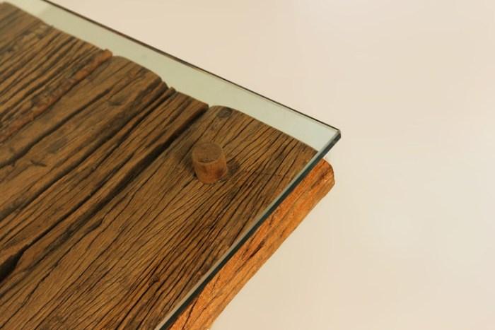 Base de madeira para mesa de jantar – Maciça, rústica (11) dicas de decoração fotos
