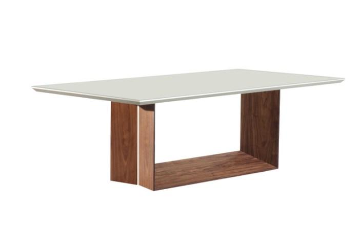 Base de madeira para mesa de jantar – Maciça, rústica (9) dicas de decoração fotos