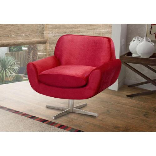 Cadeiras giratórias para sala de estar (6) dicas de decoração fotos