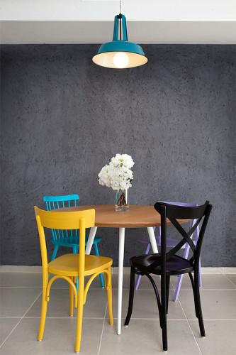 Cadeiras modernas para sala de jantar – Estofadas, Design (7) dicas de decoração fotos