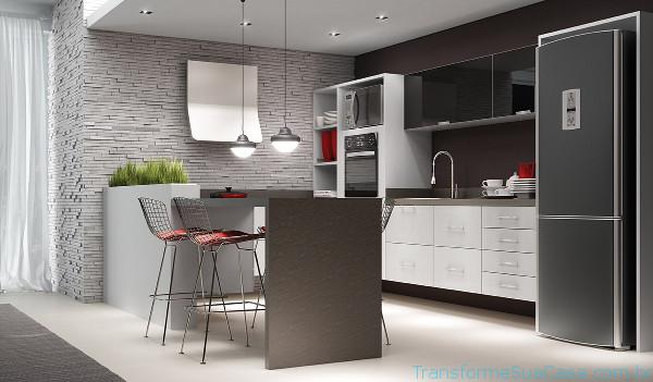 Cozinha americana – Como decorar 3 dicas de decoração como decorar como organizar