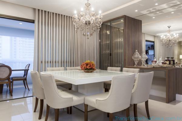 Cristaleiras para sala de jantar – Como usar 9 dicas de decoração como decorar como organizar