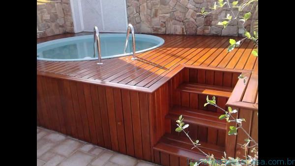 Deck de madeira – Como fazer 7 dicas de decoração como decorar como organizar