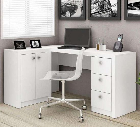 Decoração de mesa de escritório – Dicas, fotos (3) dicas de decoração fotos