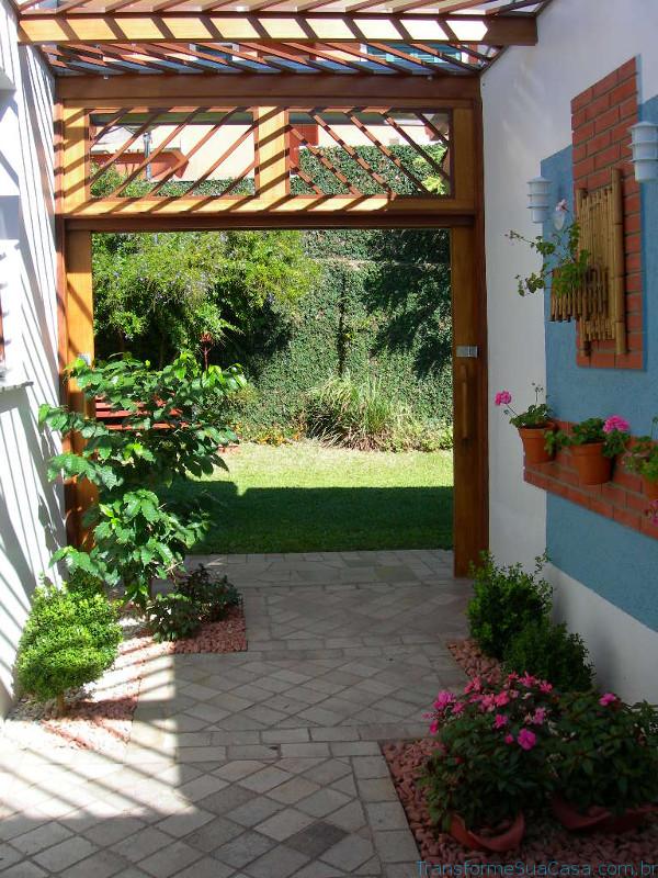Jardim externo – Como decorar 5 dicas de decoração como decorar como organizar