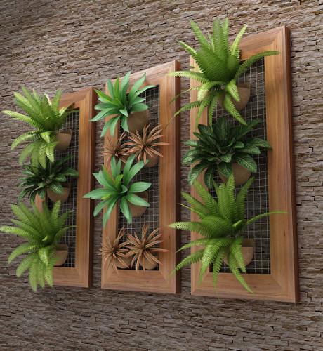 Jardins suspensos – Dicas para decorar, como fazer (5) dicas de decoração fotos