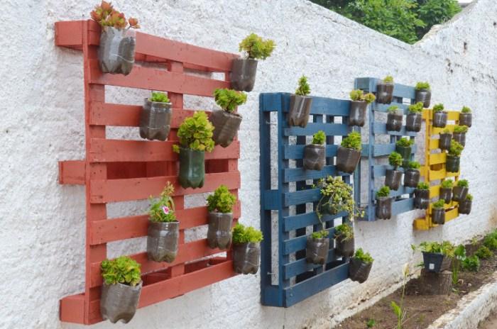 Jardins suspensos – Dicas para decorar, como fazer (6) dicas de decoração fotos