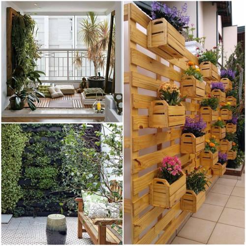 Jardins suspensos – Dicas para decorar, como fazer (8) dicas de decoração fotos