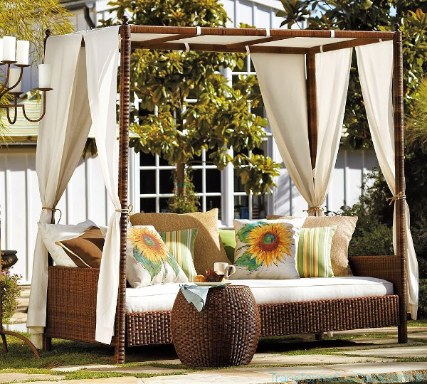 Móveis para jardim e varanda – Como escolher 7 dicas de decoração como decorar como organizar