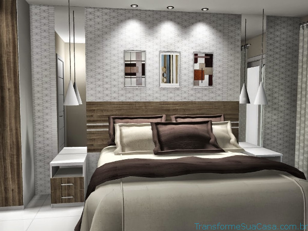 Móveis para quarto de casal – Como escolher 4 dicas de decoração como decorar como organizar