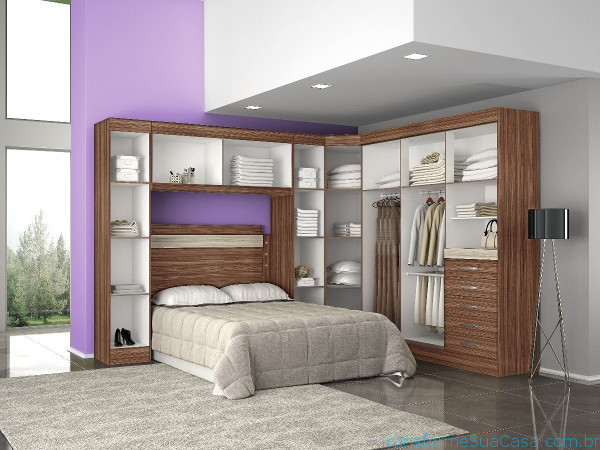 Móveis para quarto de casal – Como escolher 6 dicas de decoração como decorar como organizar