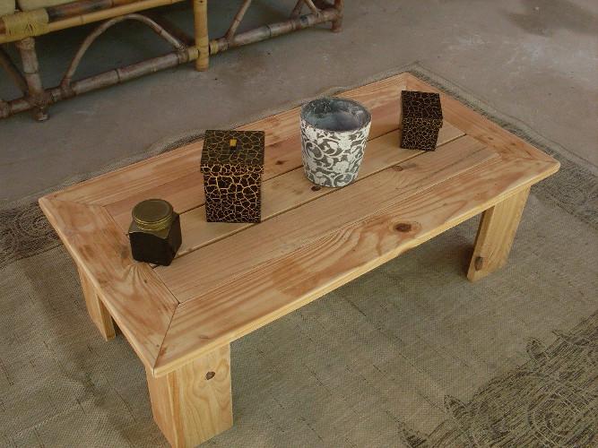 Mesa de centro de madeira de demolição – Como escolher (8) dicas de decoração fotos