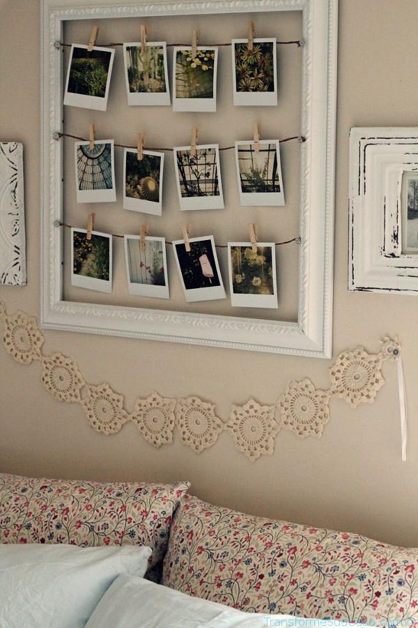 Porta-retratos na decoração – Como usar 7 dicas de decoração como decorar como organizar