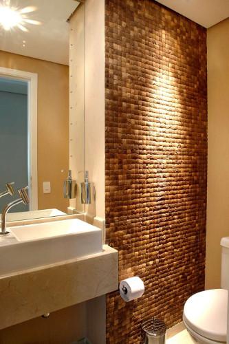 Revestimento de parede – Como escolher, cores, fotos (2) dicas de decoração fotos