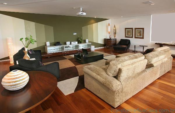 Sala de estar – Como decorar (4) dicas de decoração como decorar como organizar