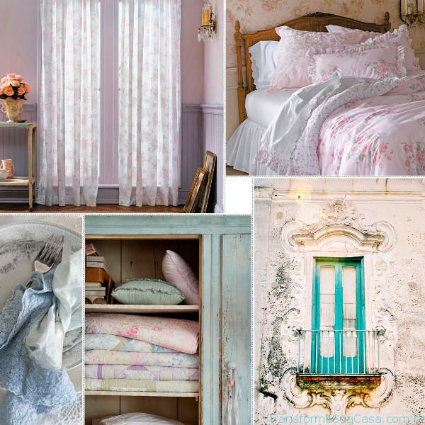 Shabby Chic – Tendência para 2017 10 dicas de decoração como decorar como organizar