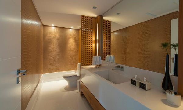 Cores para lavabo   Dicas, Fotos, Parede, piso, pequeno, grande