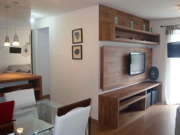 Cores para sala dicas fotos parede piso pequena for Decoracion barata pisos pequenos