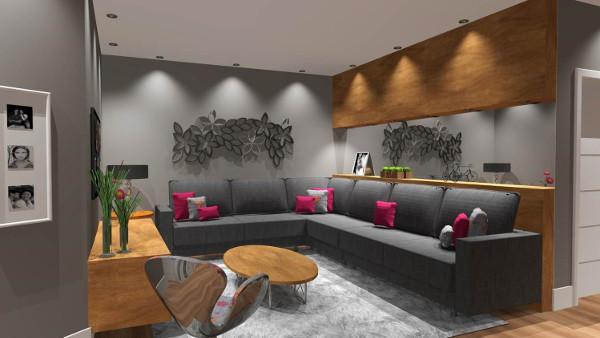 Decoraç u00e3o de sala Simples, barata, fotos, dicas, de tv, pequena, de jantar # Decoração De Sala De Jantar Simples