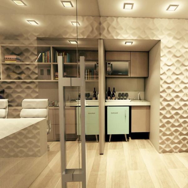 Extremamente Escritório de advocacia - Como decorar, móveis, fotos, objetos DZ89