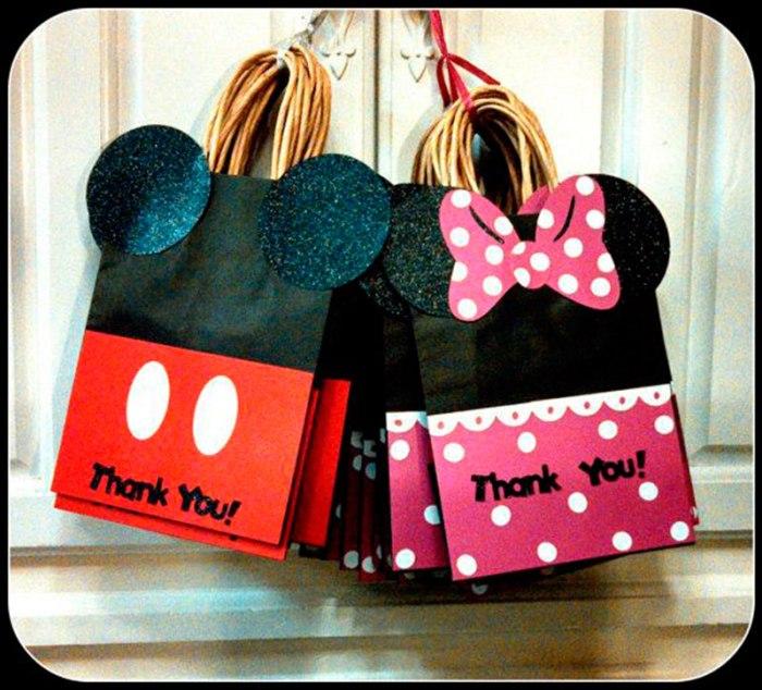 Lembrancinhas da festa do Mickey