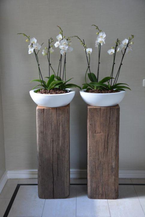 Arranjo de flores Orquideas