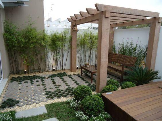 Jardins pequenos dicas infal veis para transform los for Ver jardines pequenos