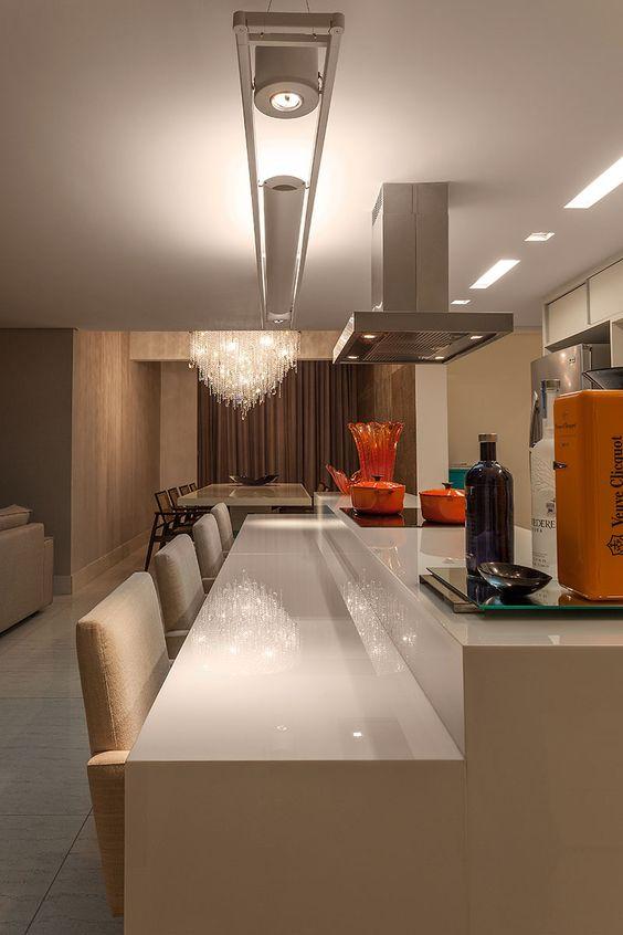 nanoglass sala de jantar