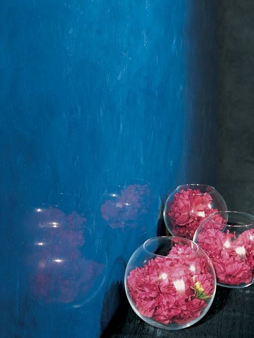 marmorato azul
