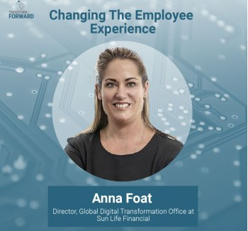 Changing the employee experience