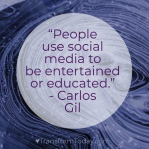 Carlos Gil quote