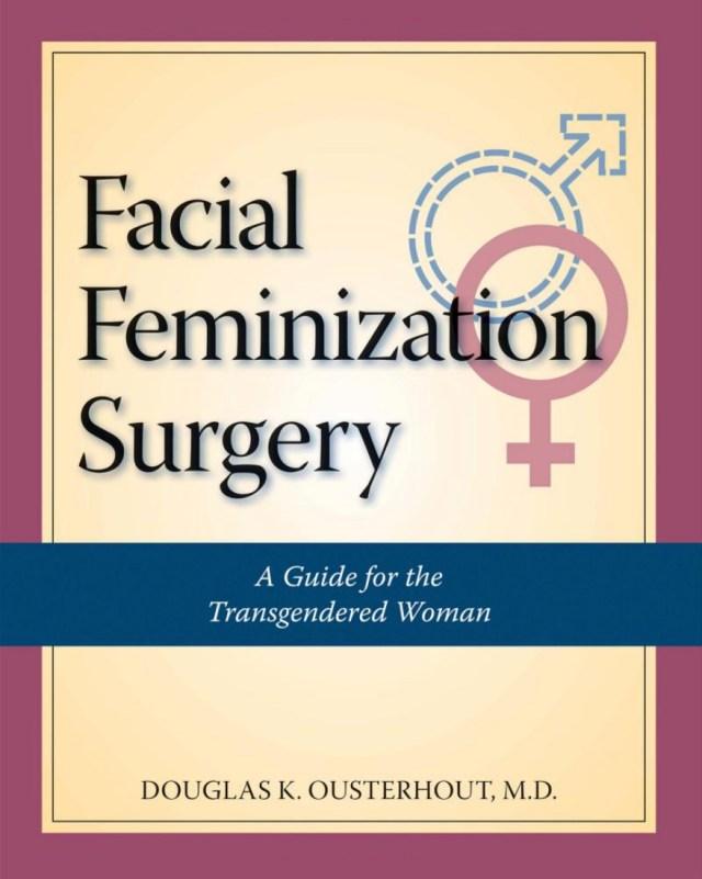 facial feminization book
