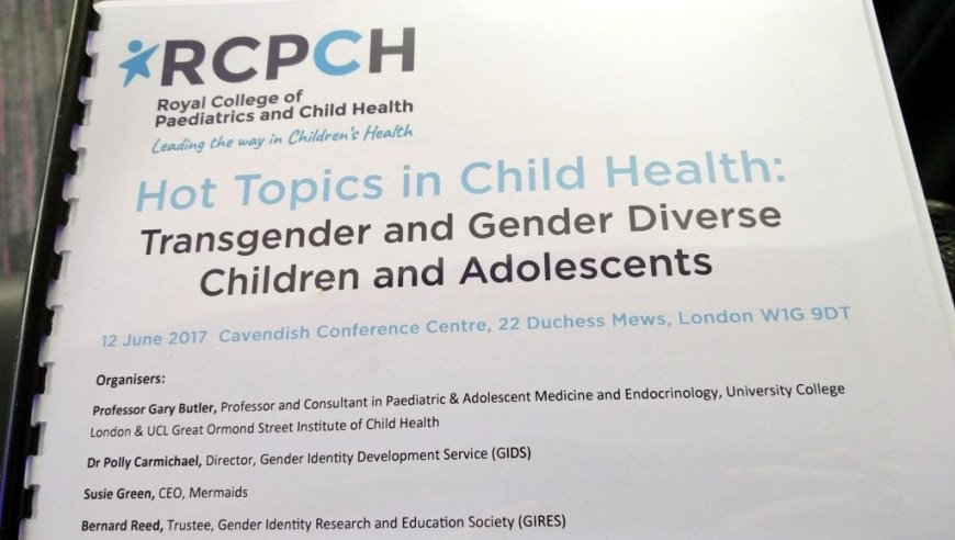 hot topics in child health