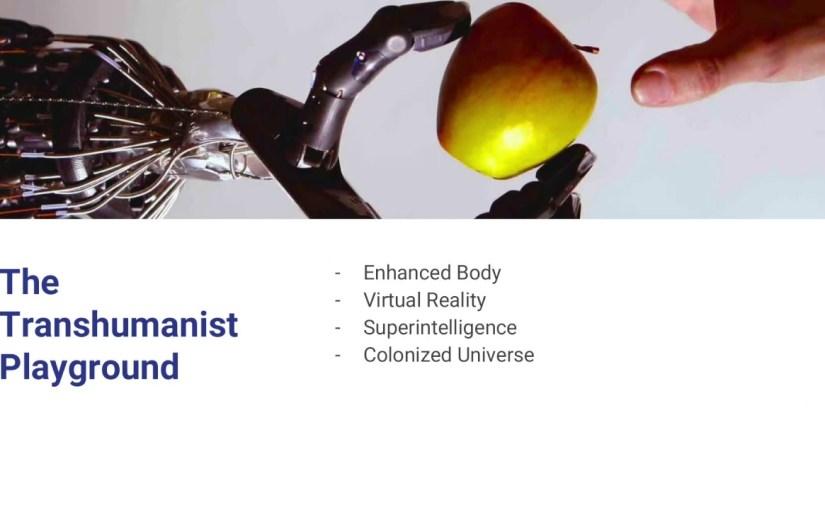 Xavier Flory – The Transhumanist Paradox